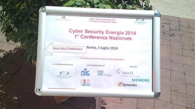 Cyber Security Energia
