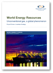 Unconventional gas a global phenomenon - World Energy Resources