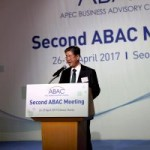 Council Chair addresses APEC Business Advisory Board