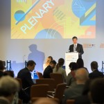 Council Chair addresses delegates at World Energy Week