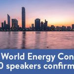 24th World Energy Congress Update 200 speakers confirmed