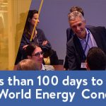 Less than 100 days until the 24th World Energy Congress starts!